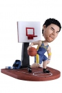 Basketball Player Bobblehead 2