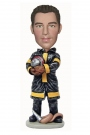 Fireman Bobble Head Doll