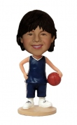 Youth Basketball Custom Bobblehead Doll