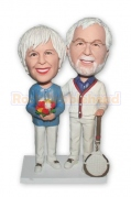 Casual Couple Bobblehead-2