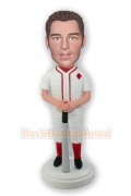 Baseball Athletes Custom Bobblehead