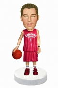 Basketball Player Custom Bobblehead 1