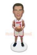 Basketball Player Custom Bobblehead 4