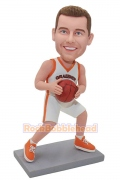Basketball Player Personalized Bobblehead