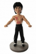 Bruce Lee The King of Chinese Kungfu Bobblehead