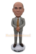 Man in Suit Custom Bobblehead