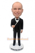 Music Band Conductor Bobblehead