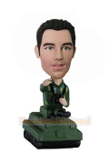 Tank Man Custom Bobblehead