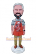 The Best Cooker Custom Bobblehead