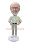The Respected Professor Custom Bobblehead