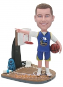 Basketball Fans Custom Bobblehead
