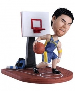 Basketball Player Custom Bobblehead 2