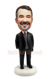 Professional Business Consultant Bobblehead