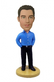 Casual Handsome Professional Bobblehead