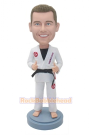 Judo Personalized Bobblehead